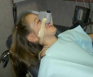 גז צחוק ו טיפול שיניים בהרדמה מלאה לילדים