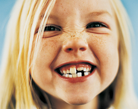 רפואת שיניים לילדים וטיפול בשיני חלב