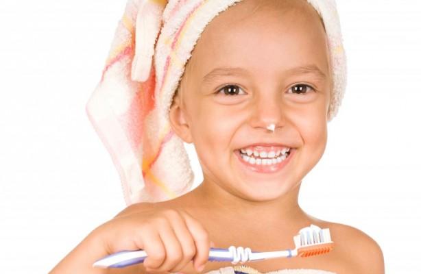 רפואת שיניים לילדים וצחצוח