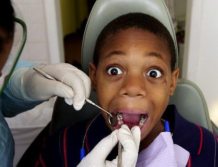 חרדה מטיפול שיניים