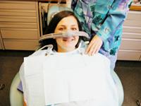 גז צחוק וטיפול שיניים  בחרדה